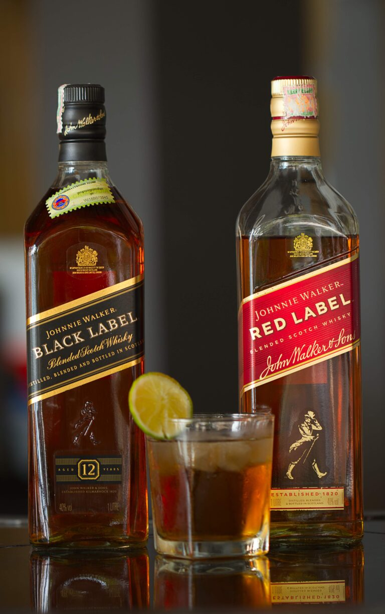 Red Label + 12 y
