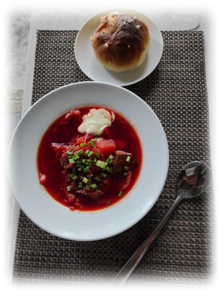 Borsh Soup